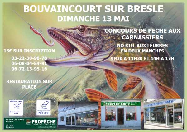 concours carnassiers 2018